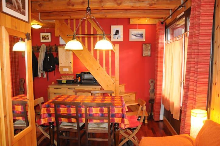 Studio Bilocale a Montgenèvre (FR) - Montgenèvre - Appartement