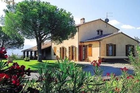 Villa & pool 8 px 10 min sea - Massa Marittima (GR)  - Villa