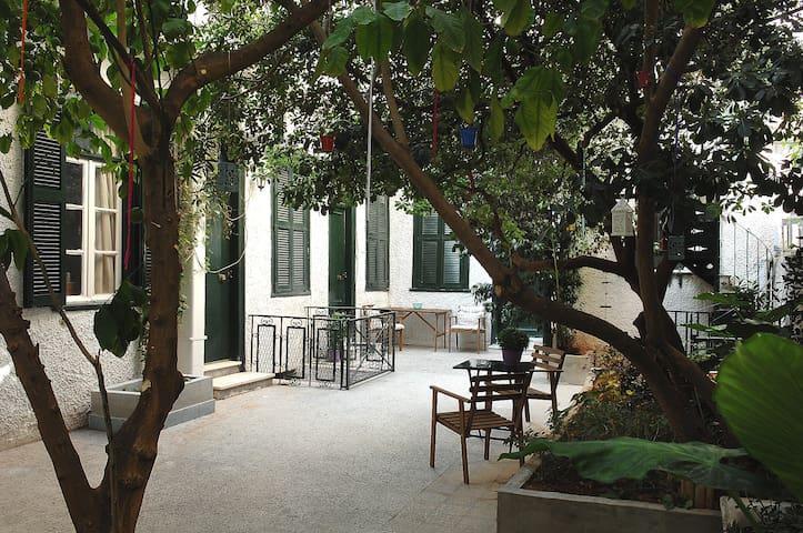 Polixeni's Garden House