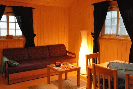 """Olympische"" Hütte bei Lillehammer - Mesnali"