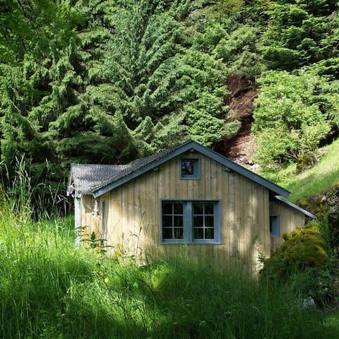 La petite cachette - hébergement insolite - Velzic - Cabana