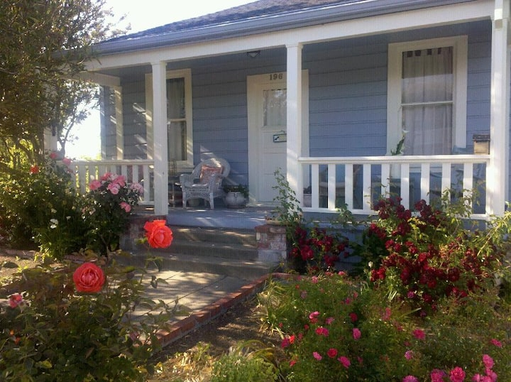 Casa Chiquita Cottage- Sonoma Plaza
