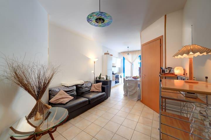 1bd apt. 50 m from Riccione's Beach - Riccione - Apartment