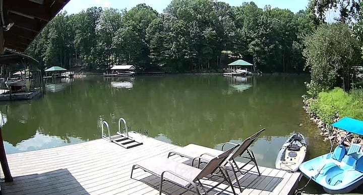 Lake Norman Vista enjoy the Lake front life!