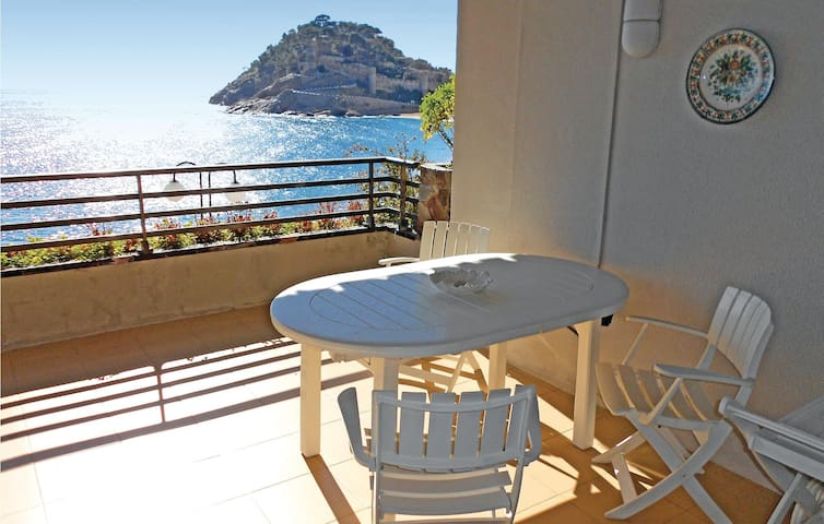 Holiday apartment with 4 bedrooms on 125m² in Tossa de Mar