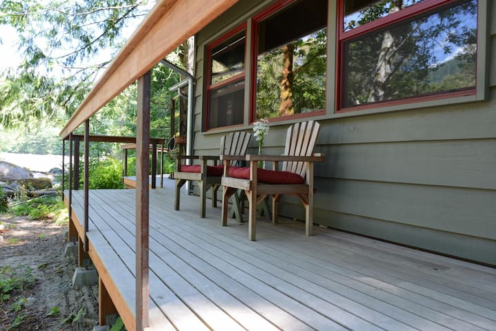 Your Skykomish River Retreat - Index