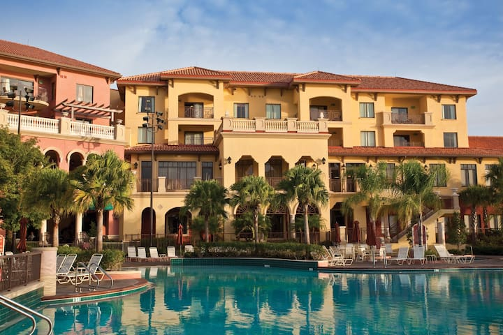 Wyndham Bonnet Creek, 1 Bedroom Deluxe