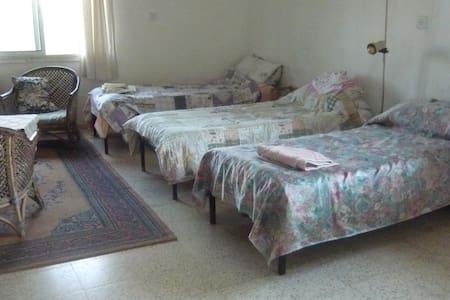 B&B at Palestinian family home - Bayt Sahur