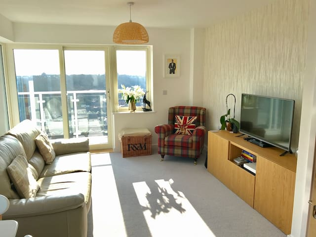 Modern luxury Penarth apartment. - Penarth - Appartement