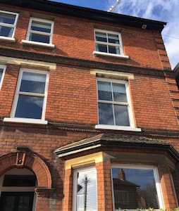 Spacious room in Victorian house - Ipswich - Szoba reggelivel