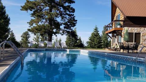 Waha Resort 20 miles south of Lewiston Idaho