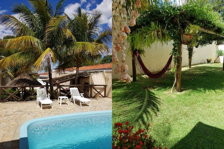 Espaço Guanabara lugar simples e harmônico