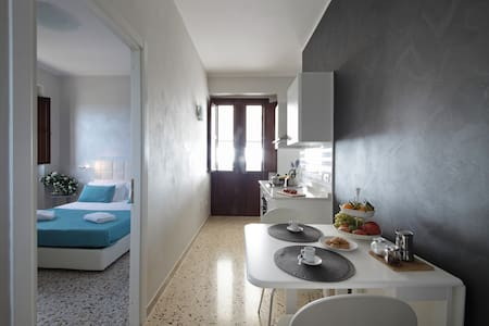 Apartment in ancient farmhouse x2 - Fontane bianche