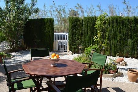 2-bedroom_private garden_beach 250m - Дения