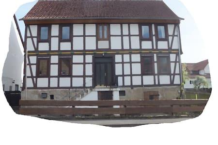 Traditionell gemütlich im Fachwerkhaus GRR