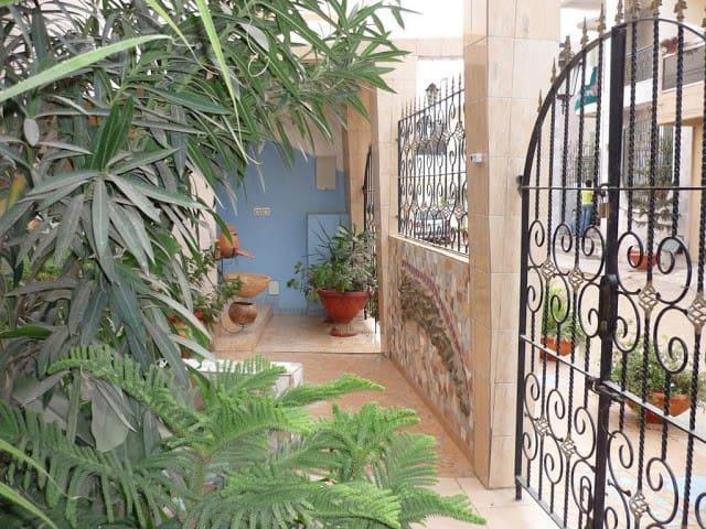 visite de l'appartement écologique
