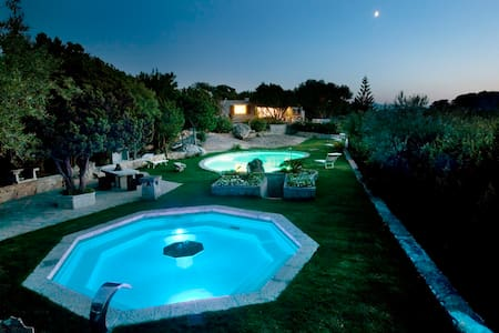Villa Cava del Tom Porto Rotondo - Nuragus - - Porto Rotondo - Villa