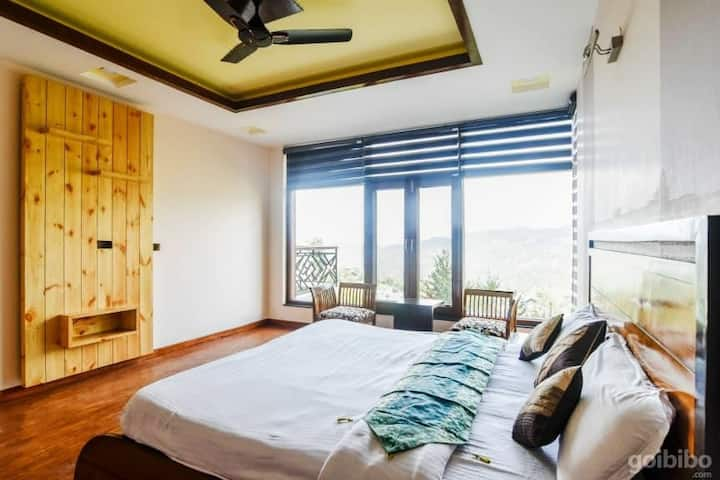 Valley Homz#Suite#Private Balcony#Garden#Chef