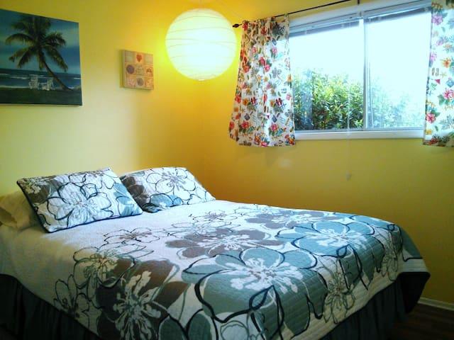 Private Sunny Bedroom near Nike WHQ - Beaverton