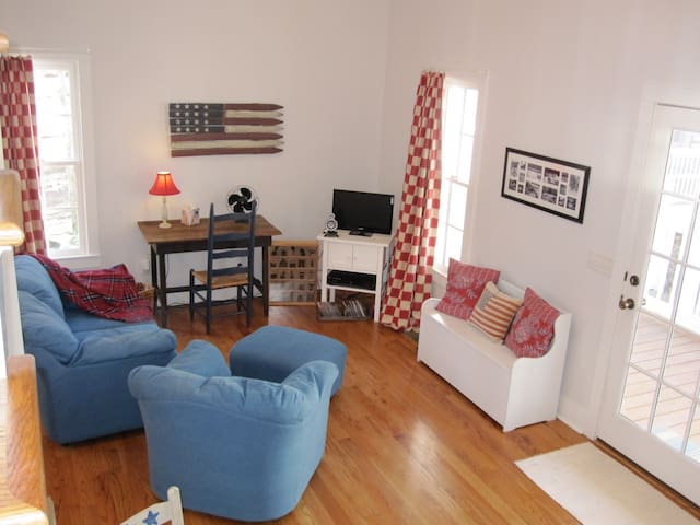 Blount Springs Cottage Loft Apt. - Hayden - Appartement