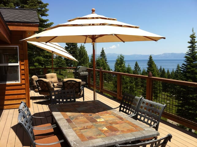 Lake Tahoe West Shore Vacation Home