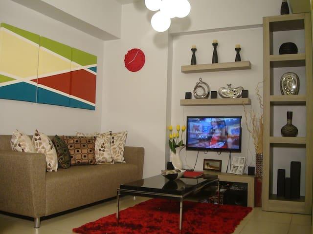 New Condo @ the Heart of Manila - Manila - Wohnung