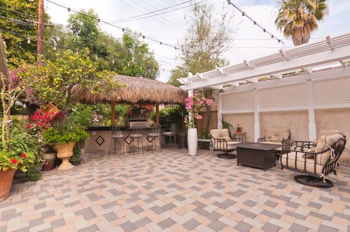 Cozy Garden Guest Suite Los Angeles