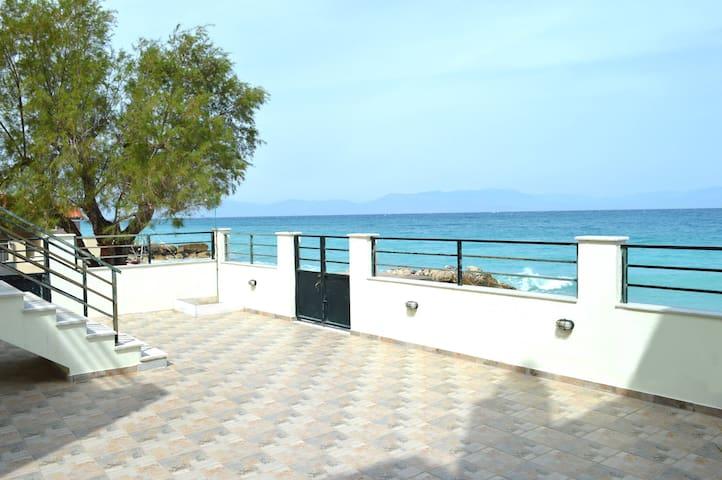 Studio on the beach