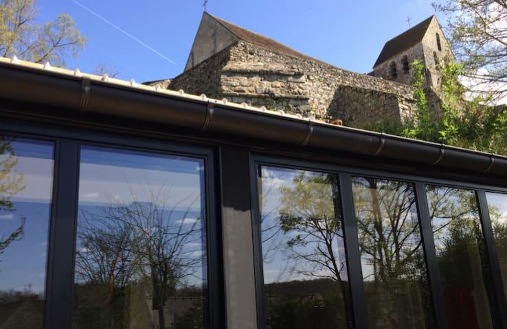 Le repère de Rochefort - Rochefort-en-Yvelines - Casa