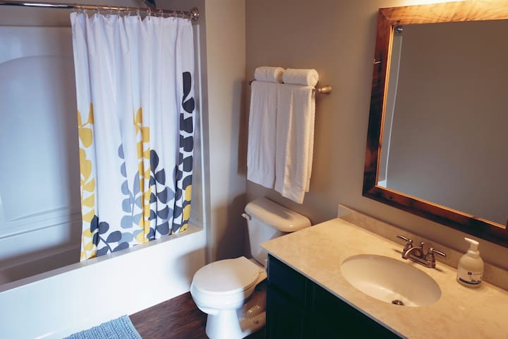 Enjoy Upscale Apt with Private Bath & Free Parking