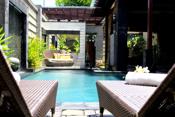 Luxurious Central Bali Seminyak - North Kuta - Villa
