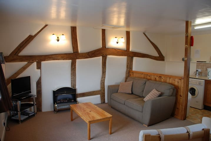 Granary cottage sleeps 2. - Rhewl