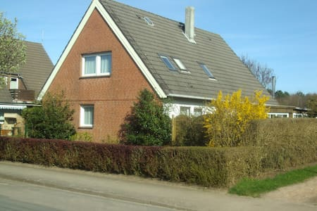 """Gemütliche Ferienwohnung """"Amrum"""" - Wyk auf Föhr - House"""