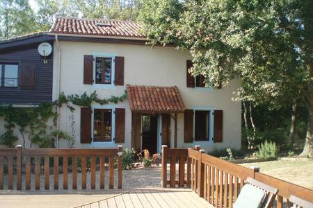 Beautiful Detached Farmhouse with Large Pool - Haus