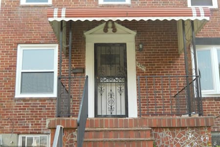 Private apartment just inside the city limits!! - Baltimore