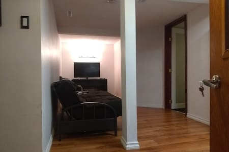 Downtown - Private Basement Suite