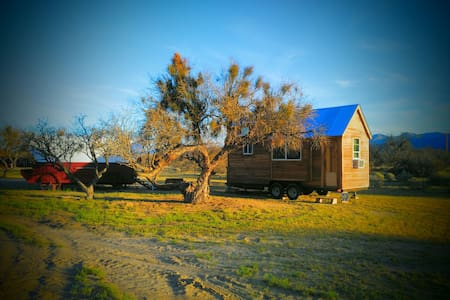Tiny House bed and breakfast near Death Valley - Cabin