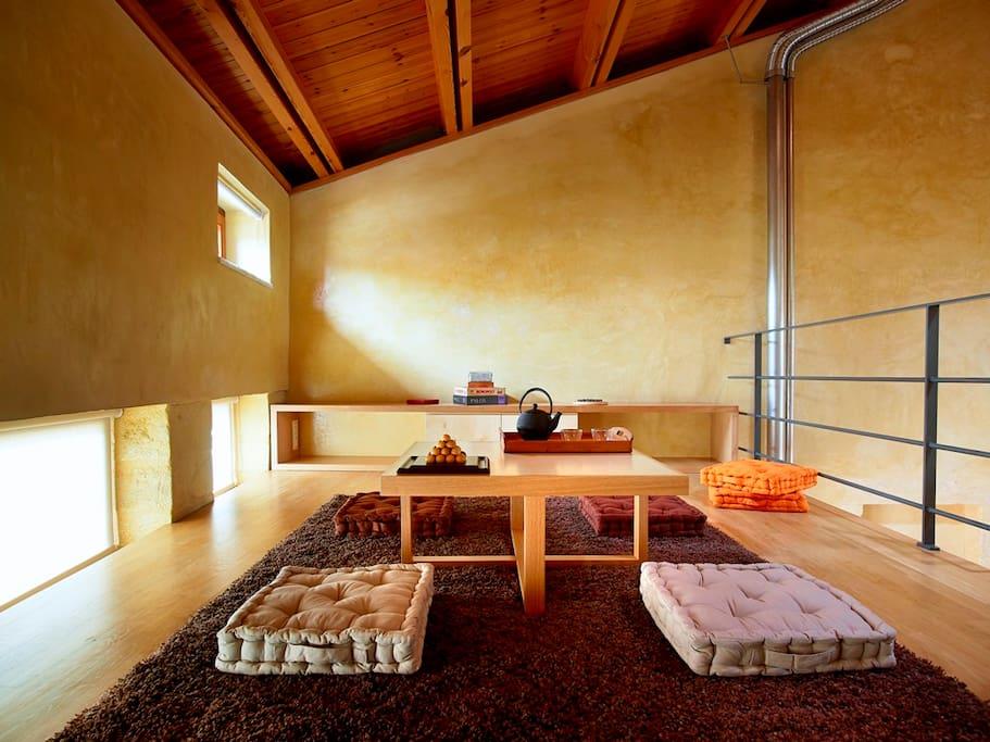 Interior loft