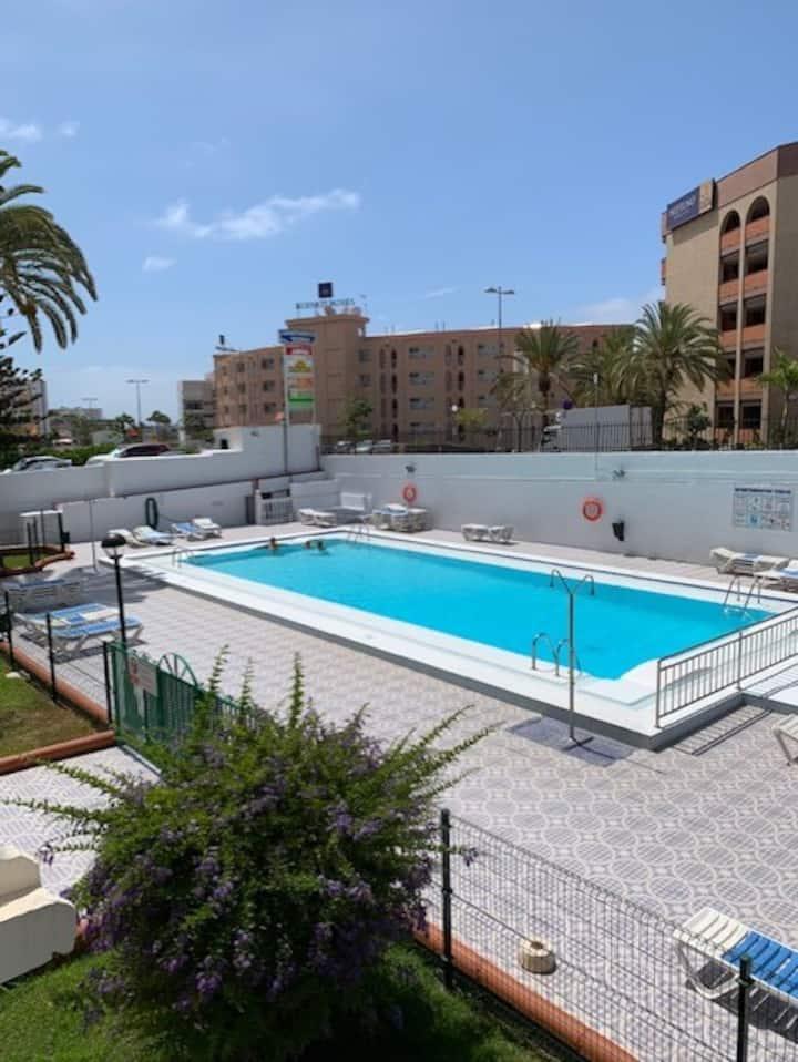 Appartement  Teror centre de Playa del Ingles