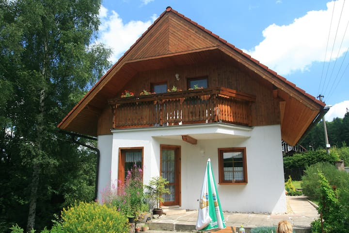 Luxury modern cottage near to Rocks - Teplice nad Metují - Casa
