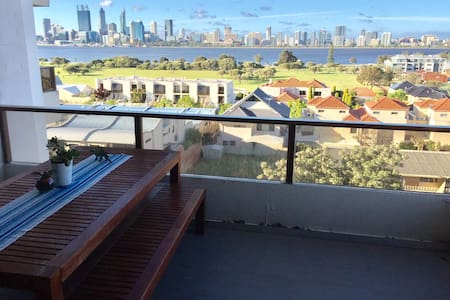 Luxury Apartment With Perth City Views - South Perth