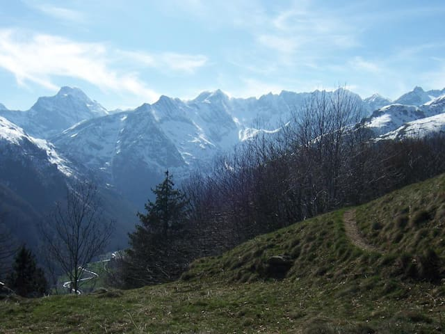 Villa in Val Grande, Piedmont - Groscavallo