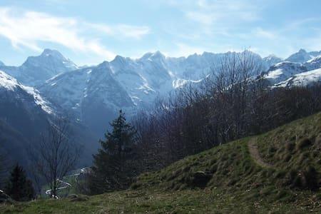 Villa in Val Grande, Piedmont - Groscavallo - Villa