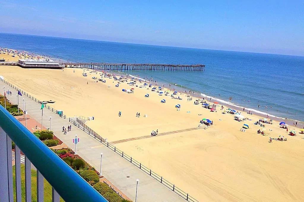 25 min from va beach