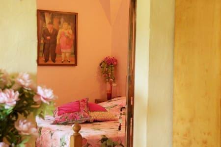123 Ole! A bed and breakfast under  - Sant Andreu del Terri - B&B