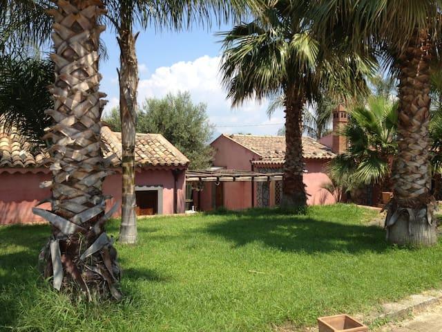 Rustico in Villa - Fiumefreddo - Fiumefredo Sicilia - Haus