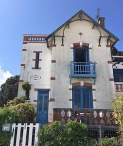 Tefkira- maison en bord de plage - Saint-Trojan-les-Bains - 度假屋