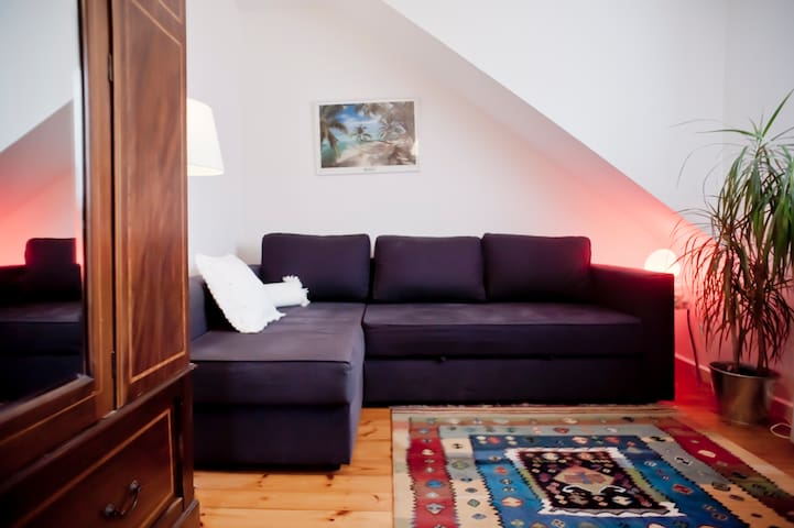 Cosy and Quiet Room in Frankfurt  - Frankfurt - Hus