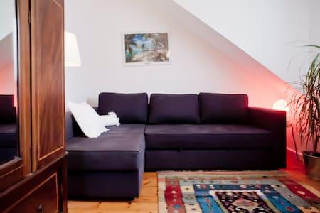 Cosy and Quiet Room in Frankfurt  - Casa