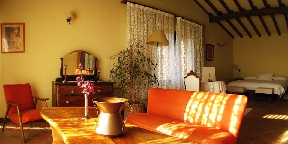 Preciosa casa rural, sierra de gata